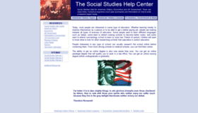 socialstudieshelp com today learn social studies and   socialstudieshelp com